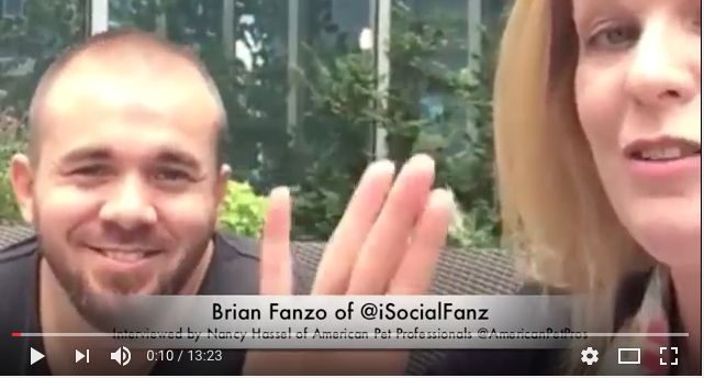 Interview with Brian Fanzo, Social Media Top Dog