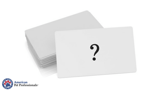 What's on your business card?