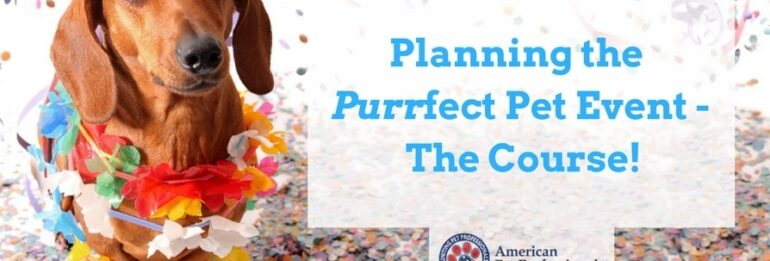 Brand new courses now offered by American Pet Professionals!