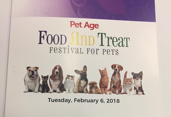 Pet Age Magazine's 1st Pet Food & Treat Fest
