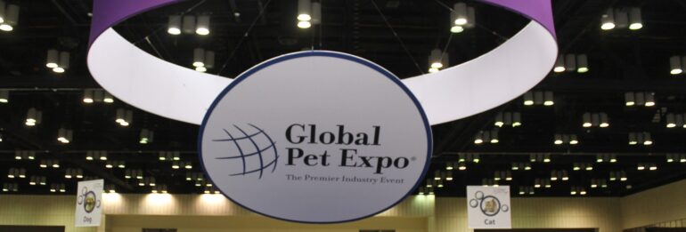 Heading to Global Pet Expo?
